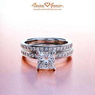 brian gavin custom engagement rings loose diamonds designer jewelry