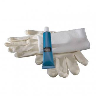 Nambé Polish Kit With Gloves & Polishing Cloth