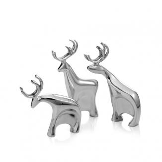 Blitzen Reindeer - Set of 3