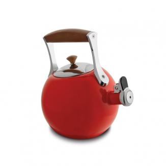 Meridian Tea Kettle Red