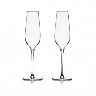 Champagne Flutes (Set of 2)