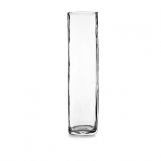 Moderne Square Vase 14'