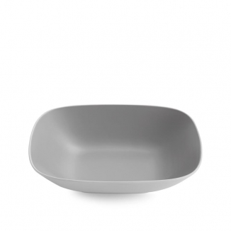 POP Square Serving Bowl Slate