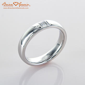 Mens wedding bands womens wedding bands mens rings mens princess platinum junglespirit Images