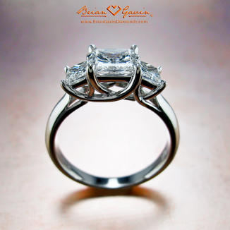 Brian Gavin Custom Engagement Rings Loose Diamonds