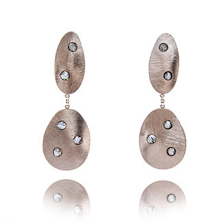 Italian Rose Gold Jewelry Collection Brian Gavin Diamonds