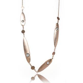 Rose Stem Necklace