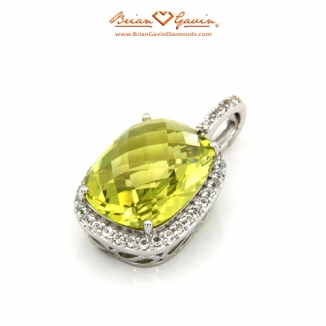 Cushion Cab Lemon Quartz Silver