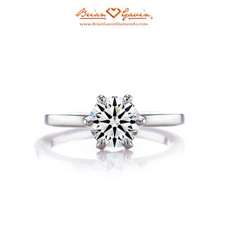 Legera 6 Prong SolitaireEngagement Ring