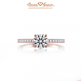 34b15e0f4 Pave Diamond Rings | Antique Engagement Rings with Sidestones