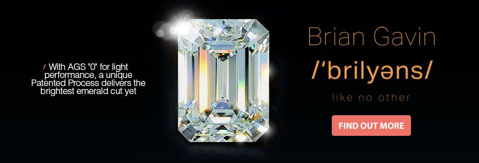 Brian Gavin Custom Engagement Rings Loose Diamonds Designer